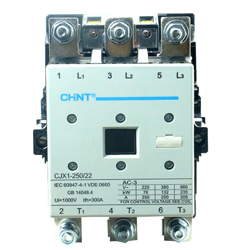 contator original cjx1 250 da ca do chint 22 220 v 380 v 110 v