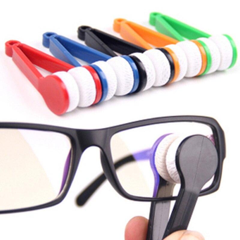 Occhiali Da Sole occhiali Cleaner Microfibra Occhiali new Cleaner Per Trasporto di Goccia