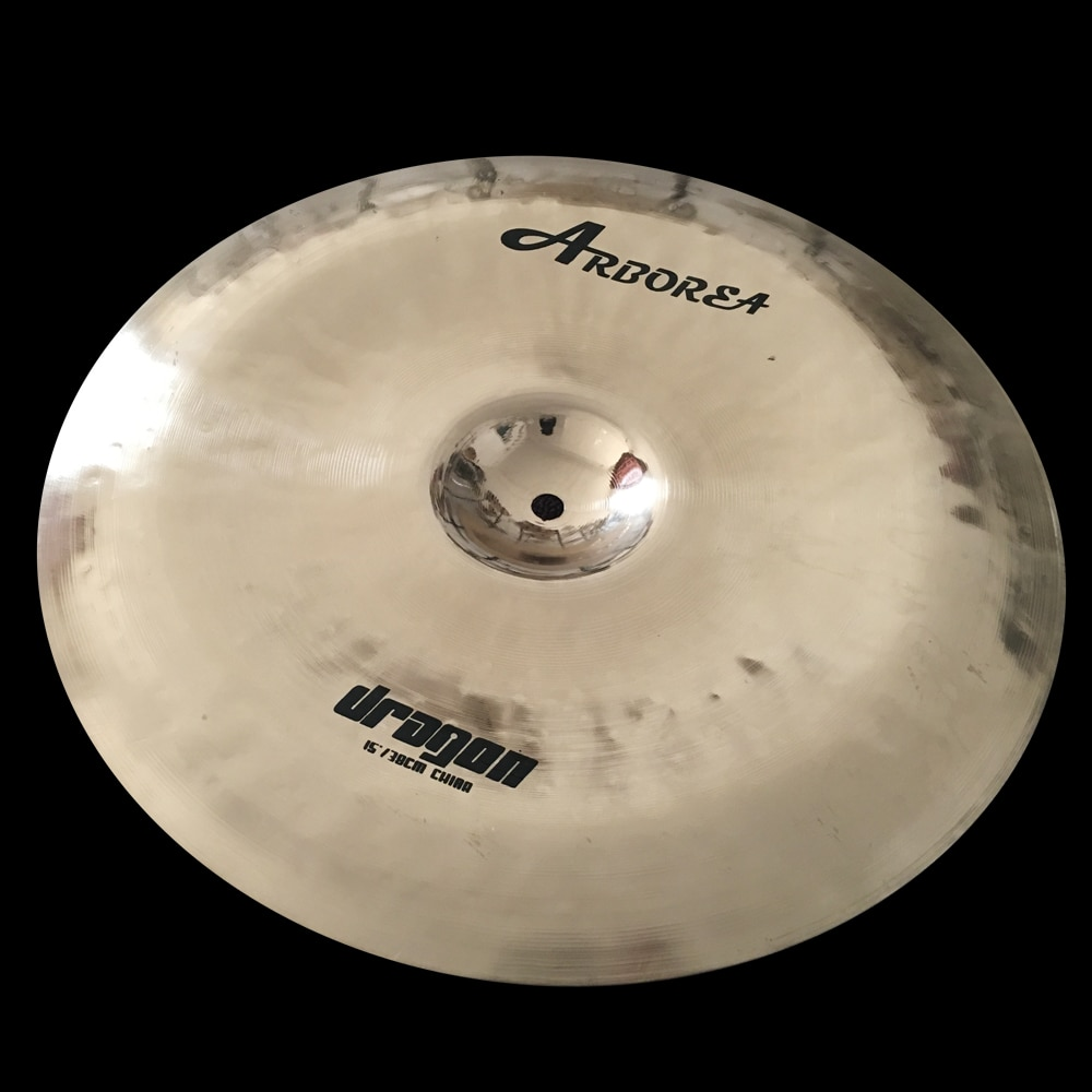Дракон 15 &quotКитайская тарелка B20 cymbal|b20 cymbal|china cymbalcymbal b20 |