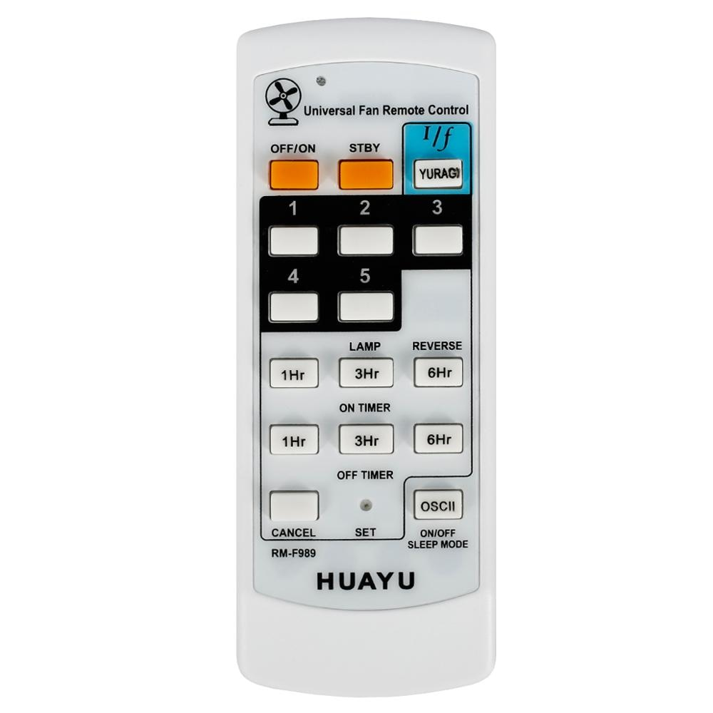 Universal Fan Remote Control Compatible For Kdk Panasonic Elmark Winter Deka Monteair Pegency Wing