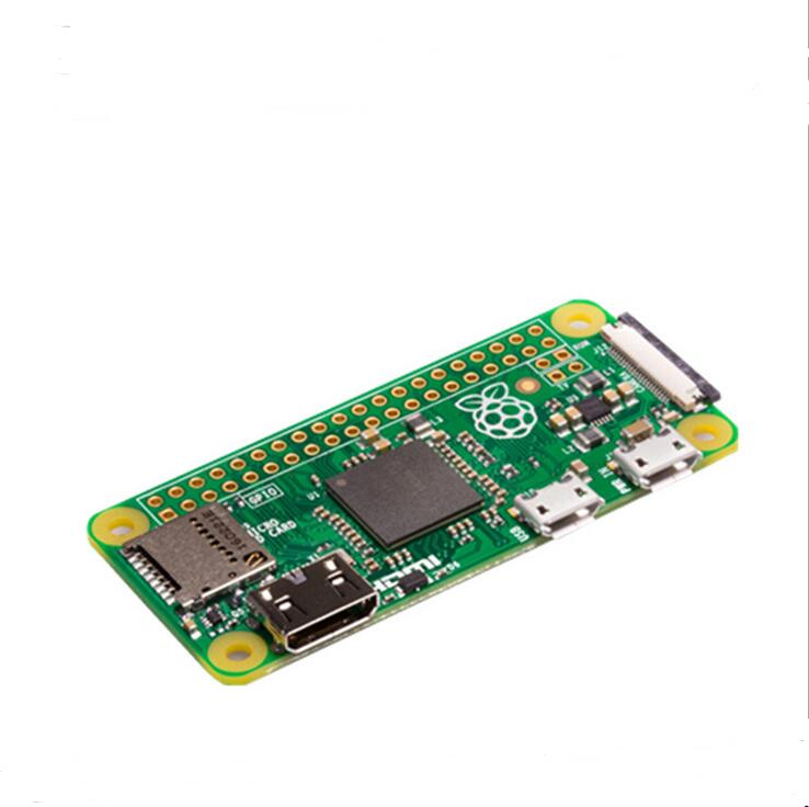 10 tablero pcs Raspberry Pi cero con 1GHz CPU 512MB RAM Linux OS HD 1080P salida de video
