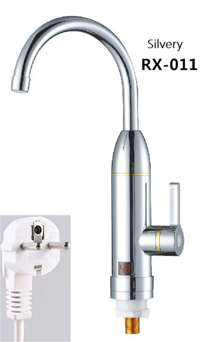 RX-011S, Display Digital Instantânea Torneira de Água Quente, aquecimento eléctrico Rápido a água da torneira, Inetant Aquecimento Elétrico Torneira De Água
