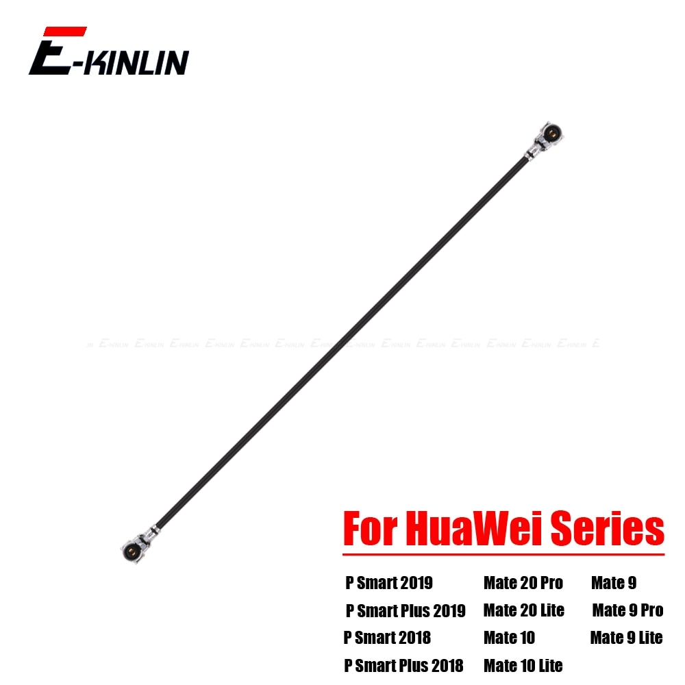 Señal Wifi antena para HuaWei Mate 20 10 9 Pro Lite P Smart Plus 2019 conector de Cable Flex Cable