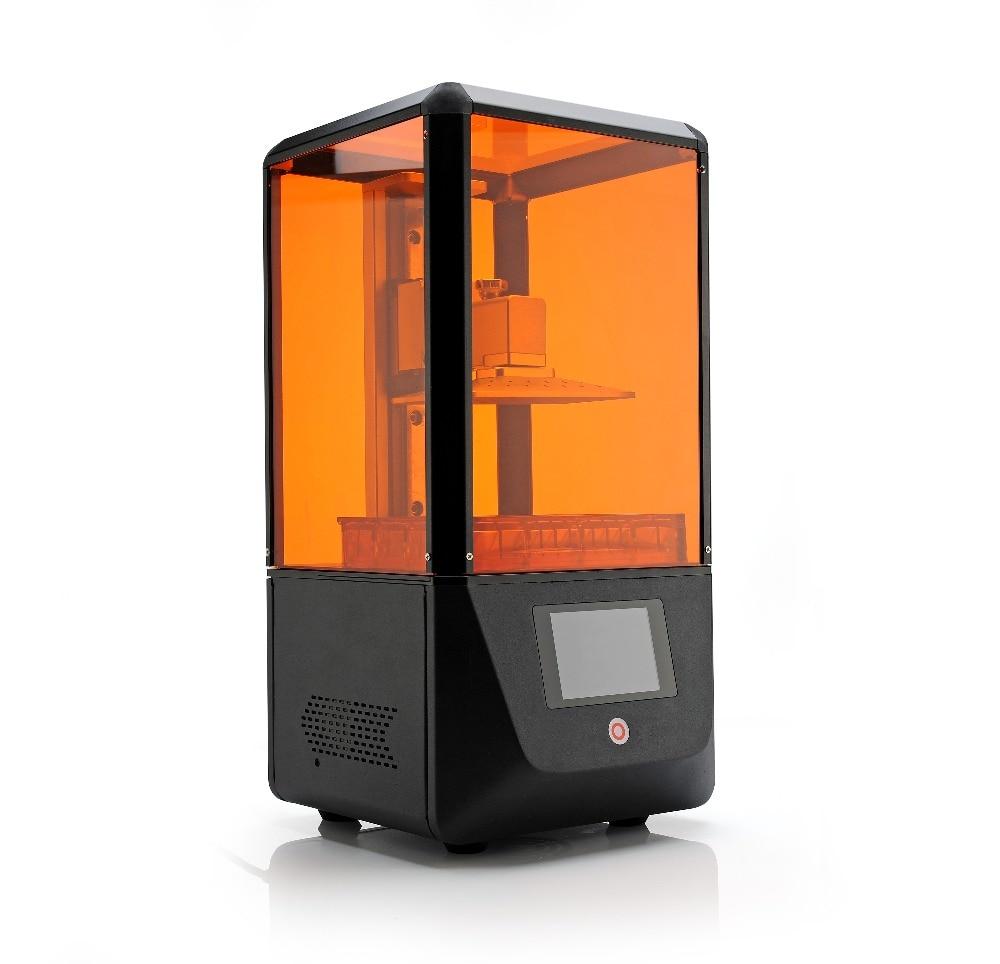 Light Curing SLA/LCD/DLP 3D Printer Print Volume 130*70*150mm Wifi and Touchscreen forJewelry casting nova3d Bene3 enlarge