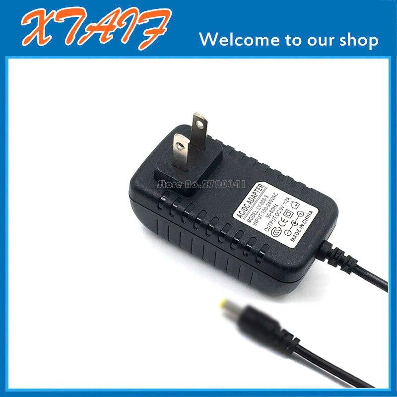 Adaptador genérico de CA de 9V para Korg KA350 KA-350 fuente de alimentación Microkorg PSU Mains US/EU Plug