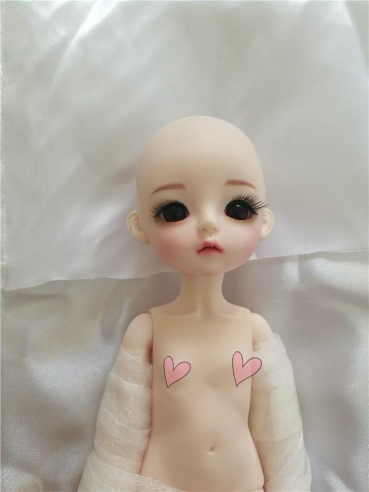 SuDoll 1/6 BJD/SD niña bonita y encantadora figuras de acción juguetes de resina