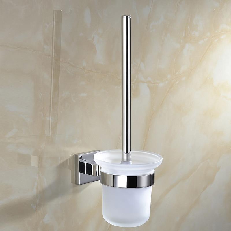 رف فرشاة الحمام SUS, رف من الصلب المقاوم للصدأ بتأثير المرآة ، مصنوع من السبائك والكروم ، شحن مجاني