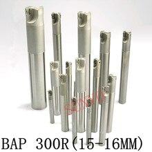BAP300R BAP 300R C16 17 250 2 T/C16 16 250 2T 250 largo aburrido hombro indexable final Arbor molino