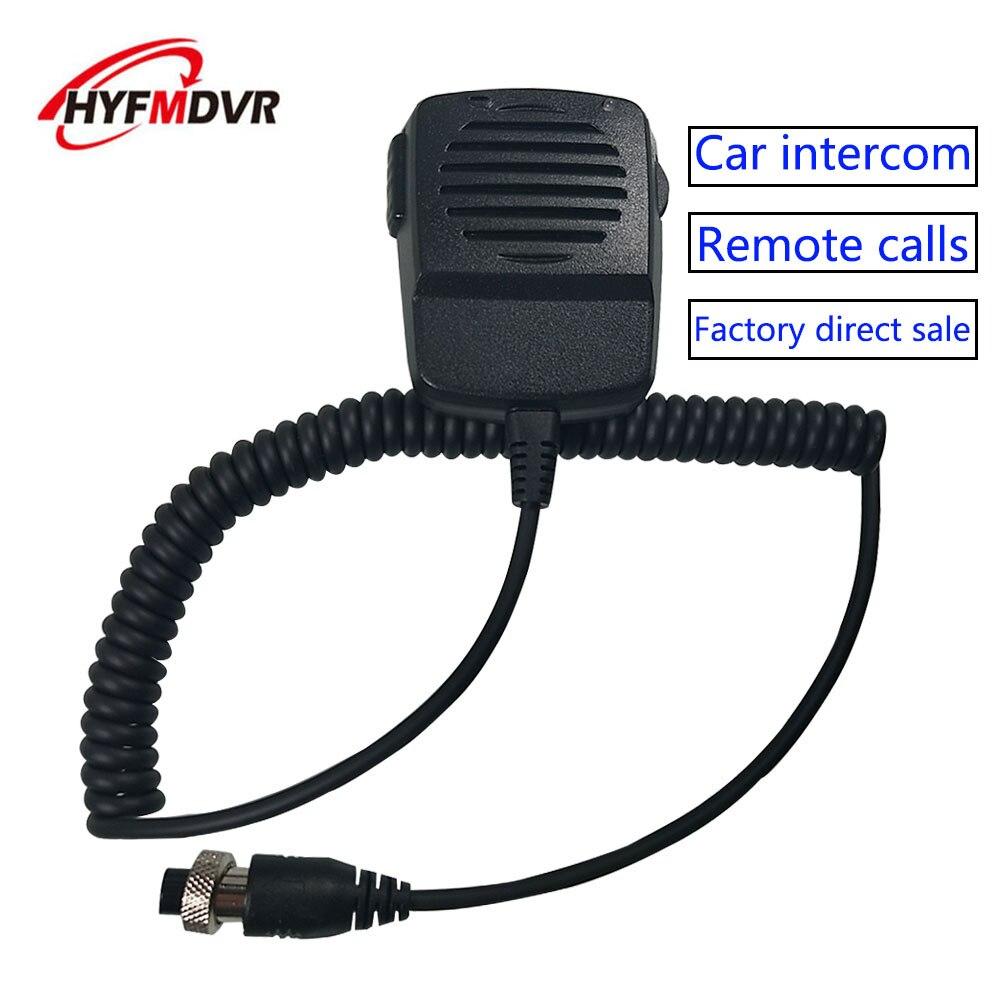 Coche de control remoto en tiempo real intercomunicador equipo el intercomunicador del coche de ambulancia en cualquier momento de la comunicación de voz