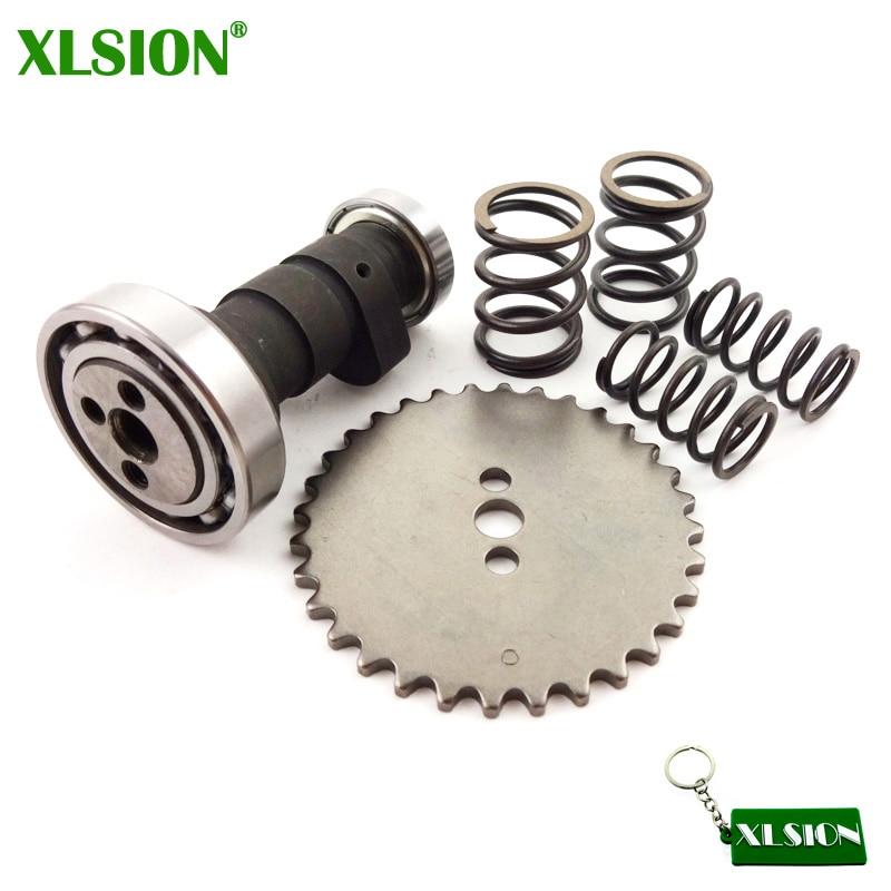 XLSION Z40 Racing Cam Camshaft Kit For YX140 YX 140cc 1P56FMJ Engine Pit Dirt Bike ATV Quad Buggy Go Kart Motorcycle