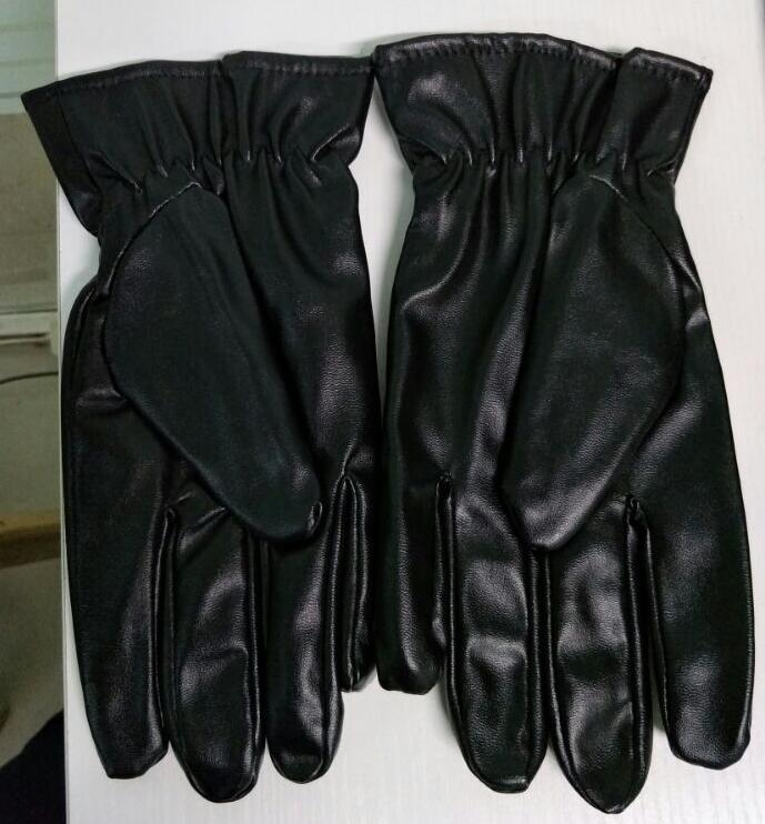 Warm Motorcycle Gloves PU Leather Motorbike E-Bike Touch Screen Car Gloves Goto Outdoors Windproof Cycling Gloves  - buy with discount