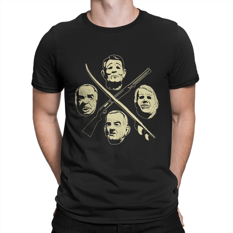 Zoko Apparel Point Break The Ex-Presidents Men T Shirt Cheap Sale 100 % Cotton 2018 Latest Men T-Shirt Fashion Top Tee