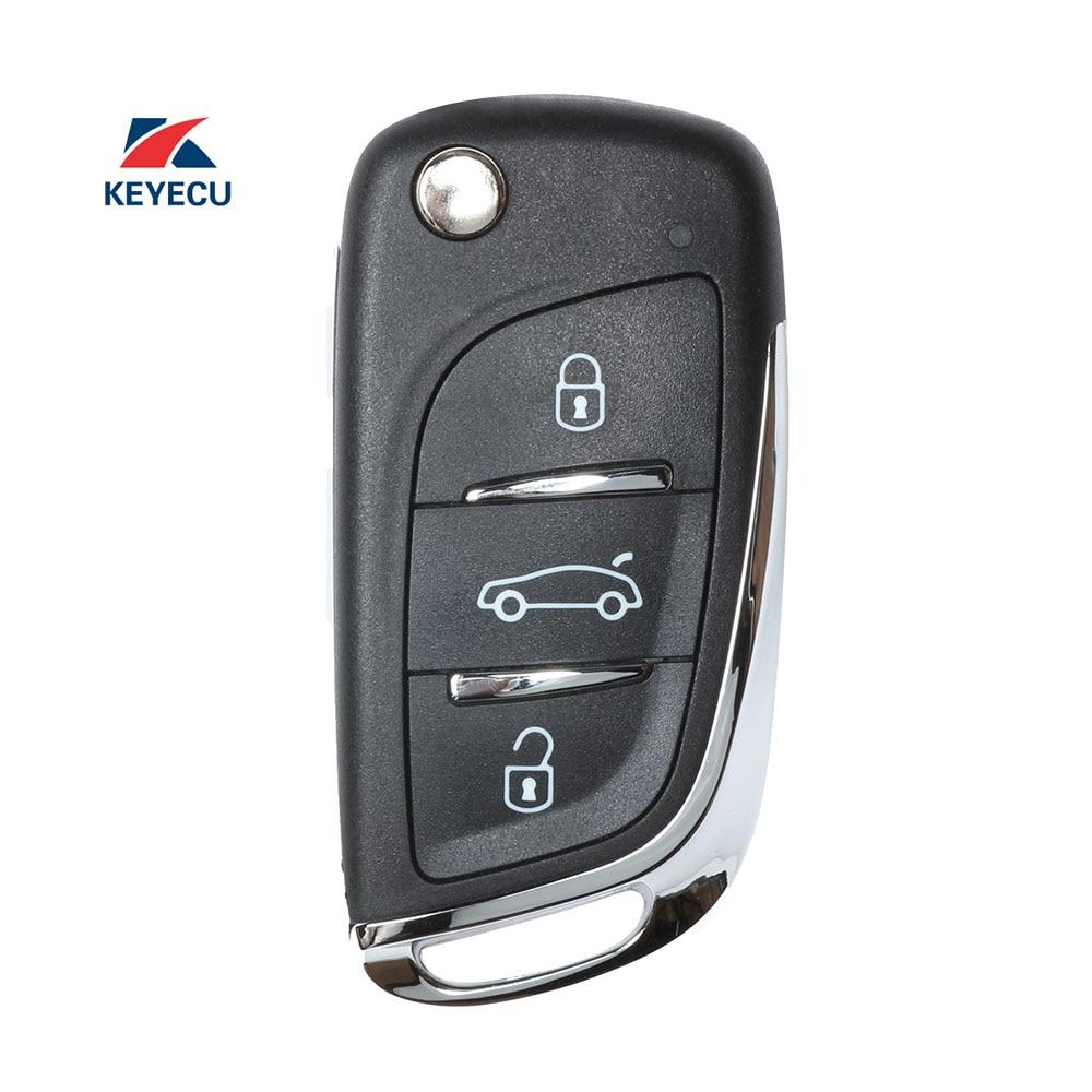 Mando a distancia Universal NB serie KEYECU para KD900 KD900 + URG200, control remoto keydiy para botón NB11 ATT-46-3