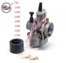 PWK 21 24 26 28 30 32 34 21MM 24MM 26MM 28MM 30MM 32MM 34MM de carburador para Koso OKO Park con el poder de Jet