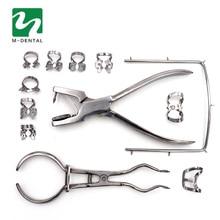 Перфоратор для стоматологической плотины, 1 комплект