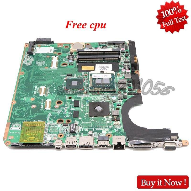 NOKOTION 600816-001 para HP Pavilion DV6 DV6-2000 placa base portátil G105M gráficos HM55 DDR3 cpu gratis