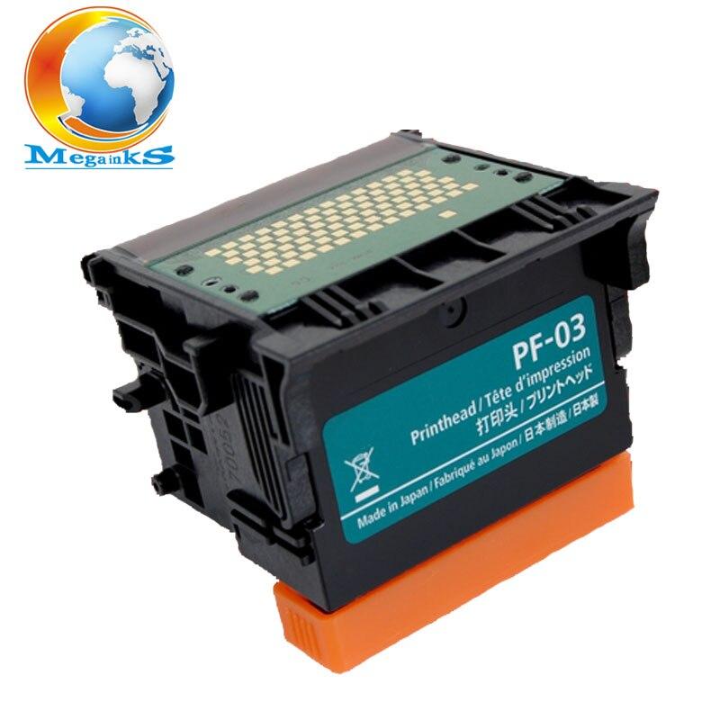 PF-03 PF 03 cabezal de impresión Canon IPF 5000, 5100, 6000S 6100, 6200, 8000, 8000S 8010S 8100, 8110, 9000, 9000S 9010S 9100 de 9110 la cabeza de la impresora