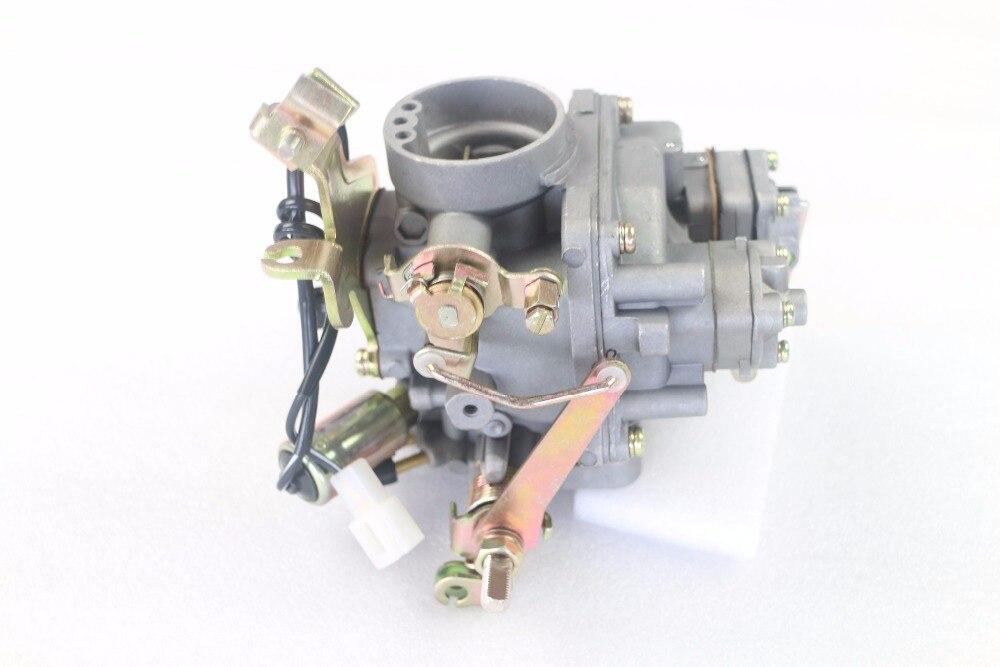 Carburador compatible con Suzuki SJ410 F10A 465Q ST100, Carry Jimny Samurai Sierra Super , 13200-82780