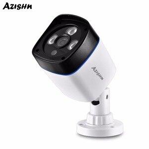 AZISHN Outdoor 48V POE IP Camera 3MP 5MP Onvif HD Night Vision Security Waterproof Video Surveillance Network Bullet CCTV Camera