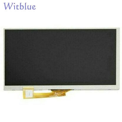 Witblue-شاشة LCD جديدة لـ 7 بوصات, Innjoo F3 3G ، شاشة بديلة ، شحن مجاني