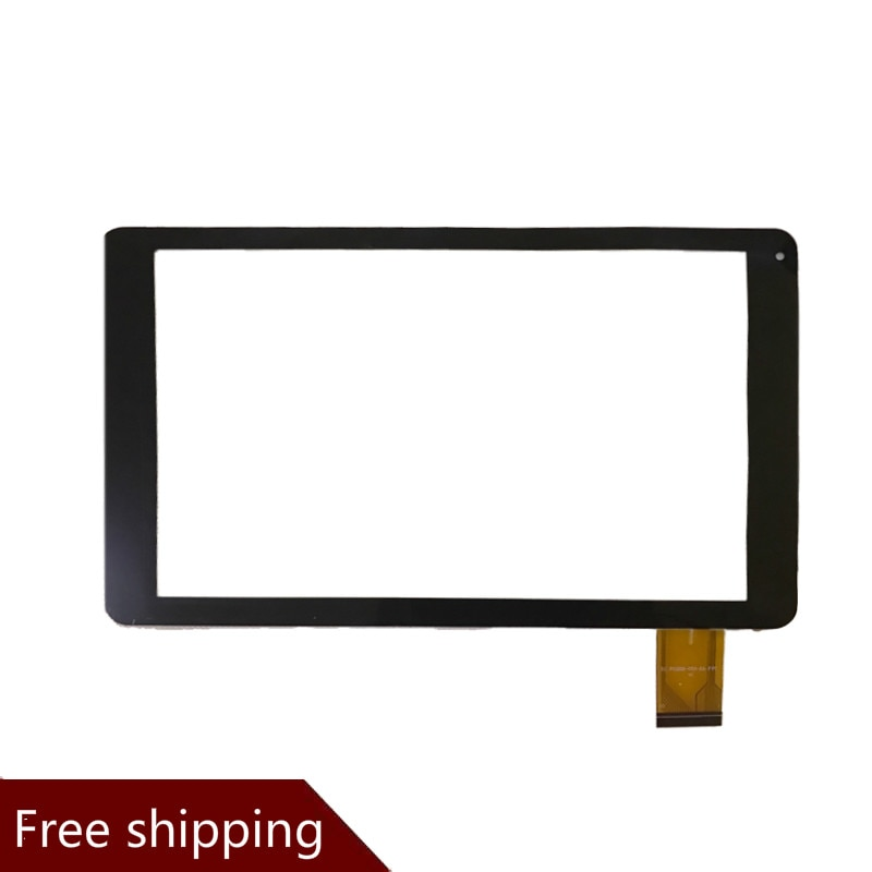 10,1 pulgadas para Prestigio MultiPad zabio 3401 3G pmt3401_3g_c tablet pc capacitiva pantalla táctil Pantalla de Cristal panel digitalizador envío gratis