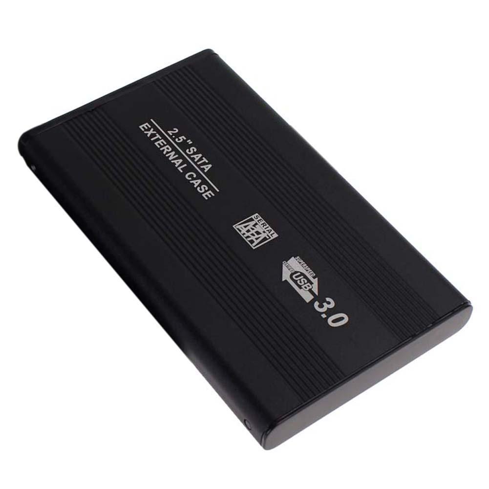 USB 3.0 Durable HAS Hard Disk Drive External Enclosure 2.5 Inch SATA HAS Box Case
