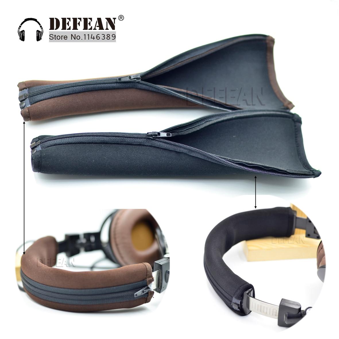 Pieza de reparación diadema gancho para cojín para Audio Technica ATH M50 M 50 DJ M50S M50X M40 M40S M40X M30 h Auriculares auriculares