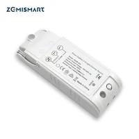 Zigbee     commutateur 3 0 pour appareil domestique intelligent bricolage telecommande par Smartthings Echo Plus  adapte a la plupart des Hub Zigbee