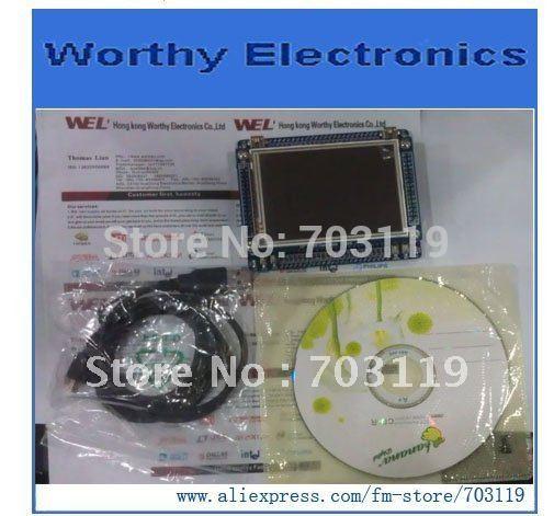 STM32 HY-MINI STM32V Placa de desarrollo STM32F103VCT6 con + 3,2 LCD