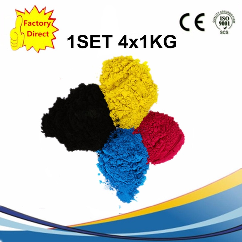 Recarga láser de tóner de Color para copiadora polvo Kit Kits de C9730A 5500n 5550 5550dn 5550dtn C3500 C impresora 3500