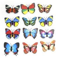 20 шт., магниты-бабочки для холодильника