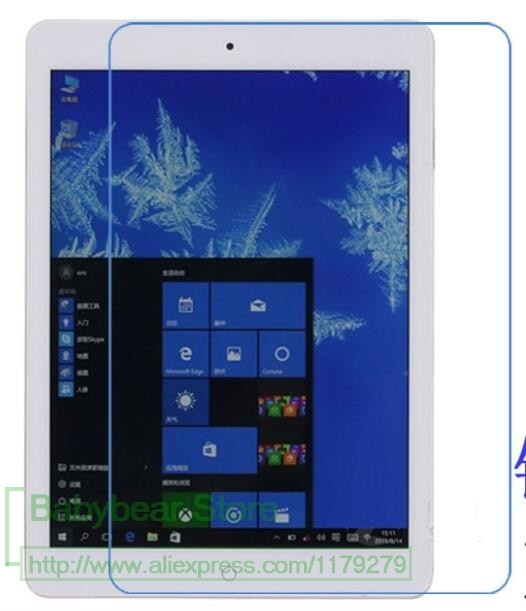 2 uds película protectora de pantalla transparente HD LCD frontal brillante película protectora de pantalla para ONDA V919 3G Air 9,7 pulgadas Tablet 236,5*166mm
