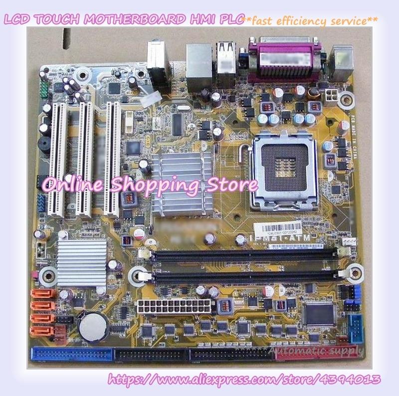 IPM31-ATM con placa LVDS MATX 8COM PEGATRON probada