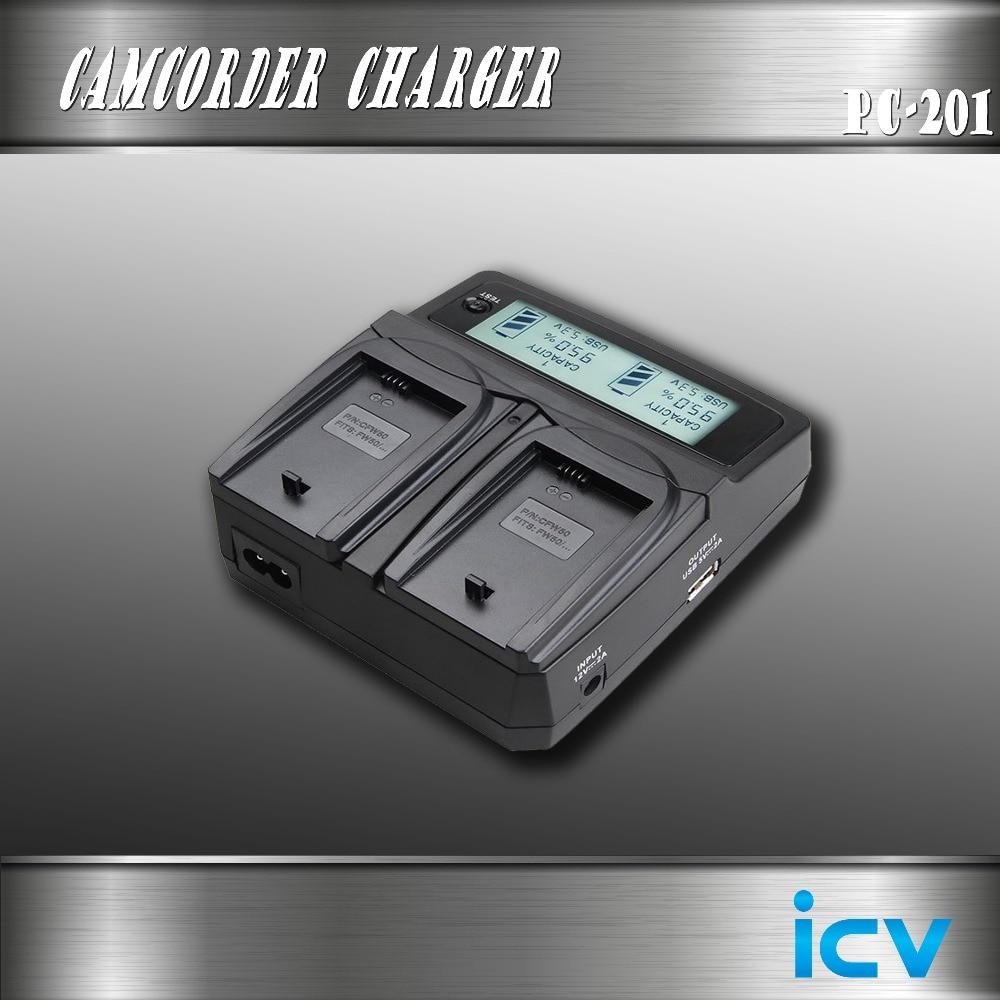 VW-VBK180 VBK360 cargador de batería para cámara para Panasonic DC-SD80 HDC-SD90 HDC-SDX1H HDC-TM40 HDC-TM41 HDC-TM55 HDC-TM80 HDC-TM90