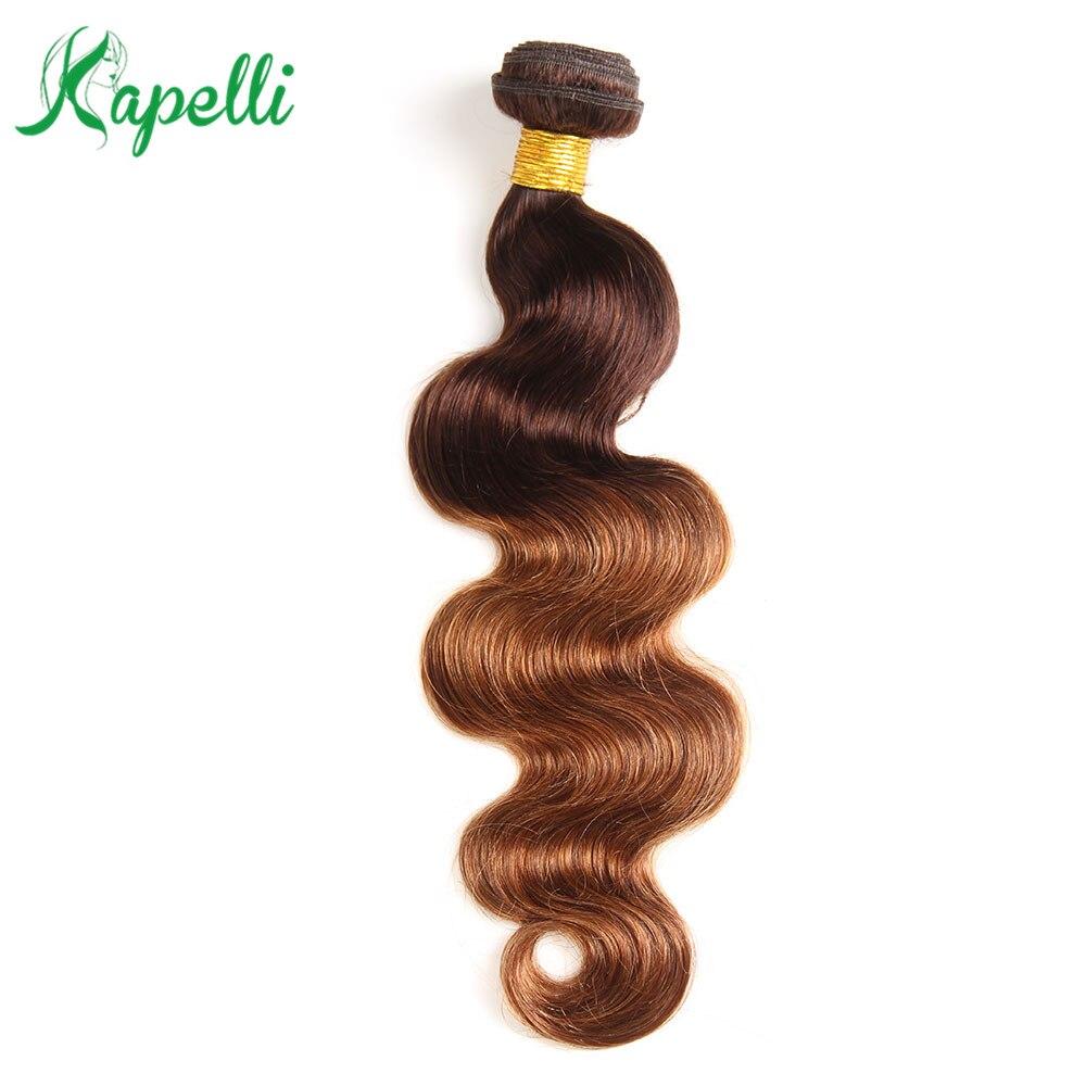 Onda do corpo pacotes de extensão do cabelo remy peruano tecer cabelo humano pacote ofertas raiz escura borgonha pré colorido extensões do cabelo