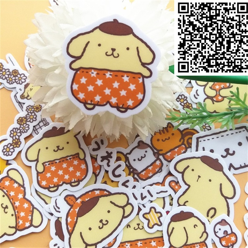 Autocollants décalque petit mouton bricolage   Étiquette Scrapbooking, pour téléphone portable/PC voiture, nouvelle collection de 32 pièces, décoration de mariage