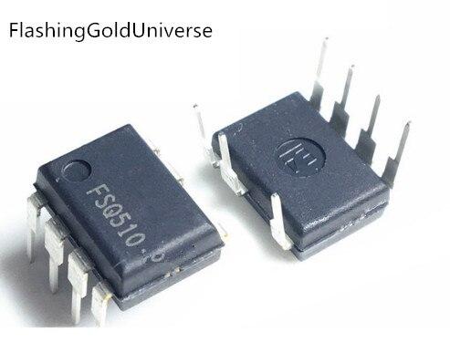 Envío Gratis 100 piezas FSQ510 7-DIP nuevo original