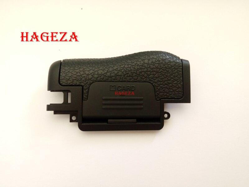 Nueva y Original para Nikon D750 SD tapa unidad tarjeta cubierta con la base 115J4 lente de la Cámara pieza de reparación