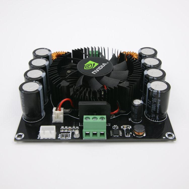 420W High Power TDA8954 TH Mono 1ch Digital Audio Power Amplifier Board Class AD AMP Amplificador