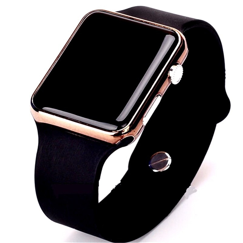 Relojes deportivos LED, reloj Digital Unisex para hombre, reloj militar de silicona para mujer, reloj de pulsera Hodinky Ceasuri Relogio Masculino
