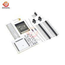 ESP 32 ESP32 ESP-WROOM-32 Rev1 WIFI Wireless Bluetooth Breadboard Module DIY Kit for Arduino ESP-32 Wifi Development Board