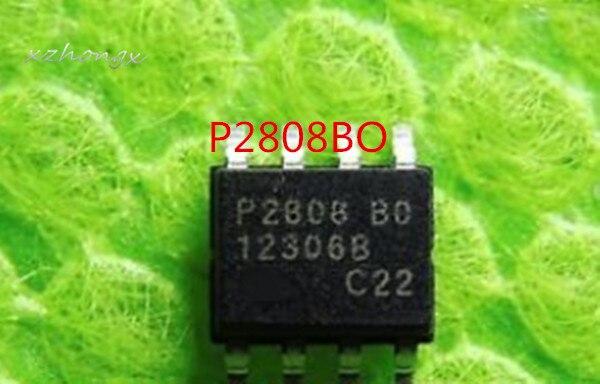 XNWY 10 piezas P2808BO P2808B0 P2808 sop8