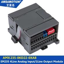 Подходящий аналоговый модуль Siemens S7-200 4I/1O EM235 235-0KD22-0XA8