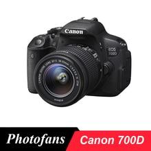 Canon 700D/rebelle T5i appareil photo numérique reflex numérique avec objectif 18-55mm-18 MP-vidéo Full HD 1080 p-écran tactile Vari-Angle (nouveau)