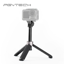 PGYTECH caméra daction rallonge tige trépied Mini bâton pour Gopro Hero 6 7 8 DJI Osmo caméra daction xiaomi yi 4k