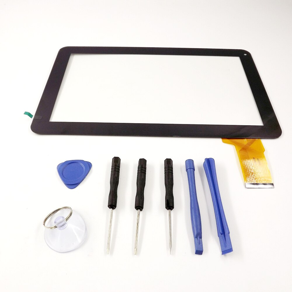 New Touch Screen Digitizer Panel For iRULU eXpro X1 Plus 10.1 Inch Tablet free shipping