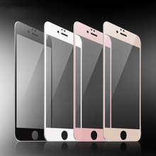 Закаленное стекло 9H для iPhone 6 6S 7 8 Plus SE 2020 X XR XS 11 12 Mini Pro Max, 3 шт.