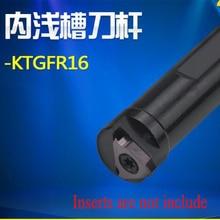 S16N-KTGFR16/S16N-KTGFL16/S20Q-KTGFR16/S20Q-KTGFL16/S25R-KTGFR16/S25R-KTGFL16 Einstechen arbor Werkzeug Halter cnc