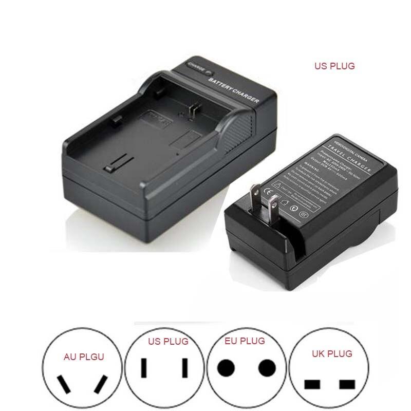 Carregador de bateria Para Olympus Li-20B AZ-1 AZ-2 AZ-2 Zoom Yaesu VX-2 VX-2E VX-2R Panasonic SV-PT1 AV10 AV20 AV25 AV30 AV35 AV100