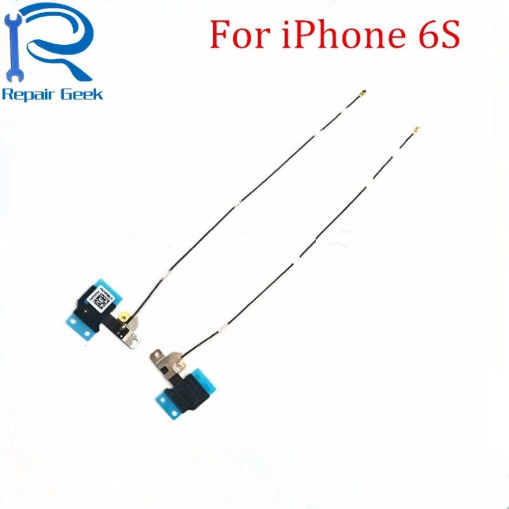 """50 unids/lote nueva calidad superior antena WiFi señal cinta Flex Cable para iPhone 6 6 S 4,7 """"reemplazo reparar partes envío Gratis"""
